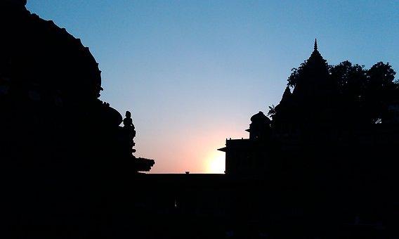 Taj Mahal, Heritage, Hindu, Narmada-parikrama, Landmark
