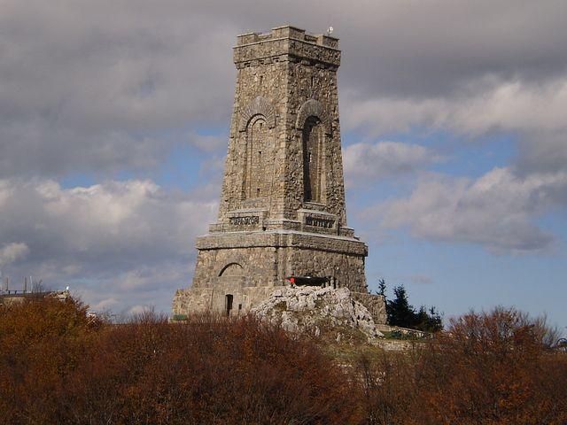 Shipka, Bulgaria, Monument, Tower, History, Europe