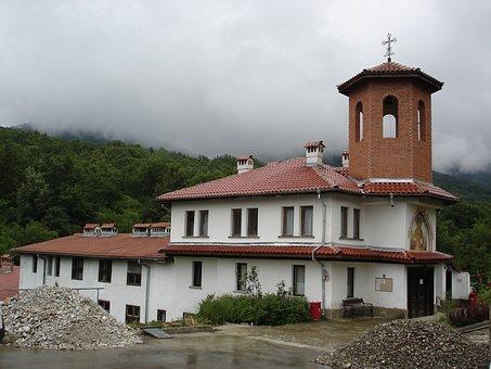 Chekotinski Monastery, Bulgaria, Monastery, Mountain