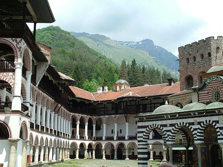 Rila, Monastery, Bulgaria, Orthodox, Christianity