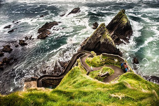 Ireland, Dunquin Paper, Dingle Iceland, Nature, Water