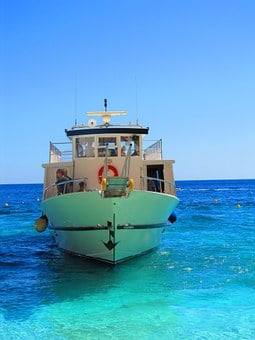 Boat, More, Ship, Sardinia, Cala Mariolu, Sea, Water