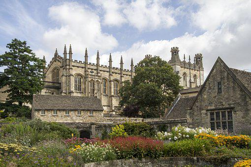 Cathedral, Oxford, Christchurch, Bishop Church