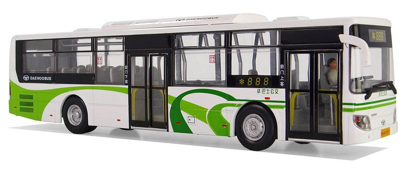 Model Buses, Daewoo Sxc, Collect, Hobby, Buses, Model