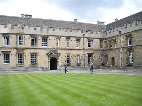 Oxford College, Christchurch College, England, College