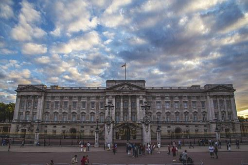 Buckingham, Buckingham Palace, Palace, London, England