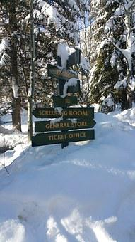 Sundance, Utah, Winter, Film Festival, Ski, Hiking