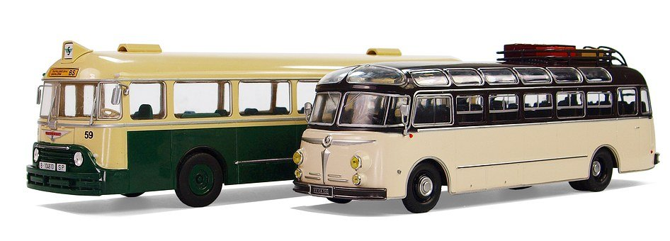 Buses, Chausson, Isobloc, Leisure, Collect, Hobby