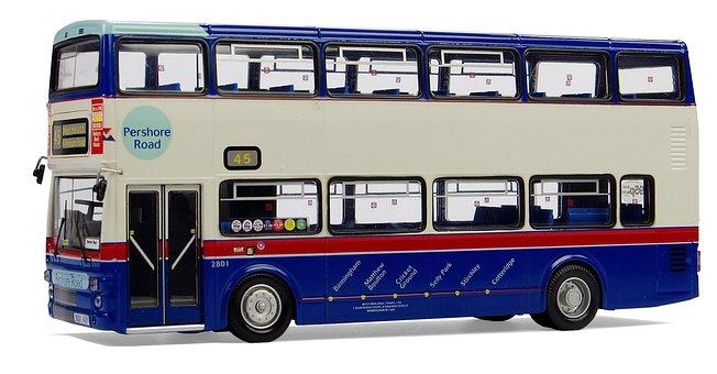 Mcw Metrobus, English Model Buses, Hobby, Leisure