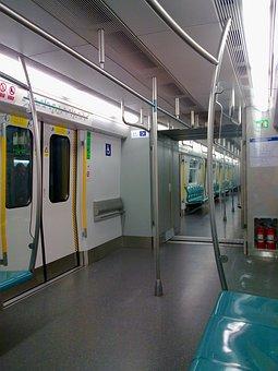 Metro, Rail Transit, Beijing Subway Line 4 Line