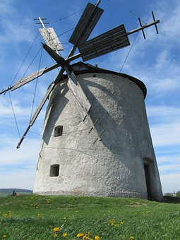 Mill, Windmill, Throughout The Windmill