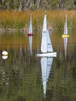 Yachts, Water, Toys, Boat, Sailboat, Marine, Vessel