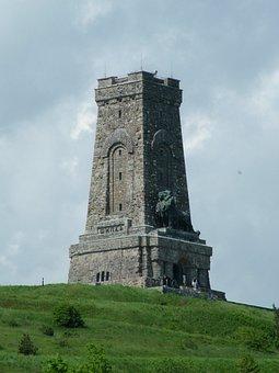 Shipka, Bulgaria, Sculpture, Monument, Statue, Creative