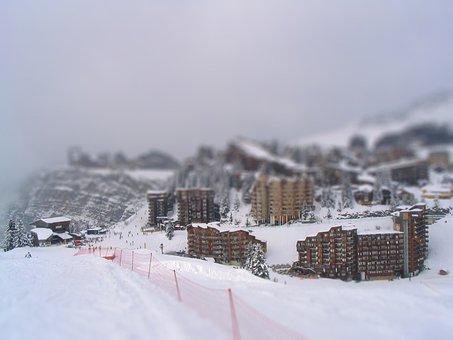 Ski Area, Hotels, Winter, Ski Run, Skiing, Ski Holiday