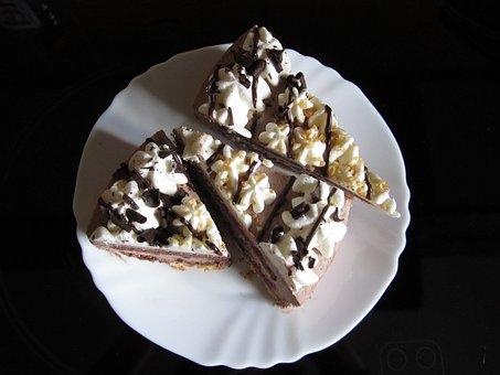 Cake, Chocolate, Cream, Addiction, Sugar