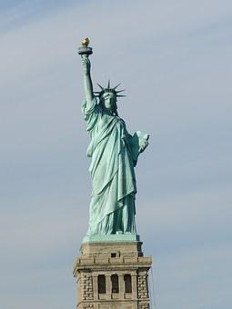 Nyc, New York, Uses, Statie Freedom