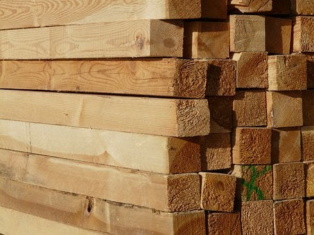 Bar, Cut, Lumber, Boards, Wood, Storage, Boards Stack