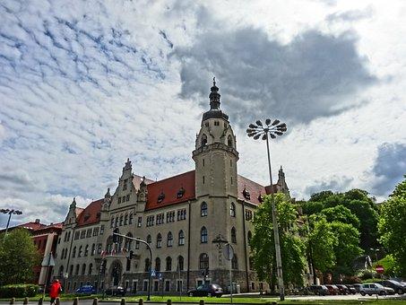 District Court, Bydgoszcz, Poland, Building, Exterior