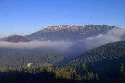 Slovakia, Mountains, Tatry, Donovaly, Mangy