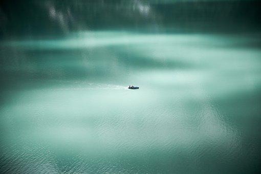 Adventure, Blur, Boat, Fog, Horizon, Mist, Ocean