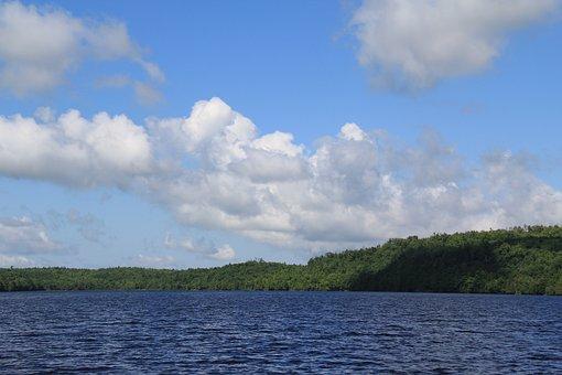 Lake Sunday, Calm Water, Splendid Lake