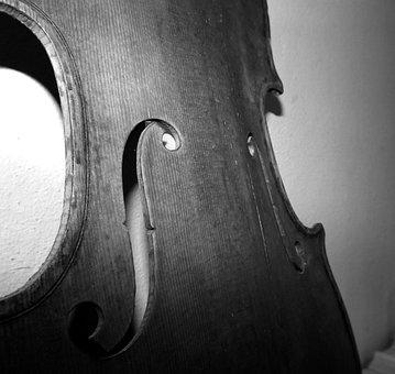 Violin, Wood, Effe, Luthier