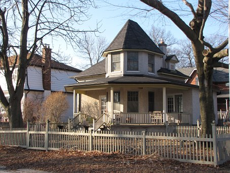 House, Victorian, Architecture, Home, Old