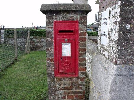 Royal Mail, Postbox, Pillar Box, Wall Postbox, Mail