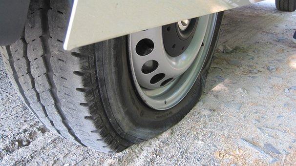 Flatfoot, Slabs, Mature, Breakdown, Tyre Damage, Platt