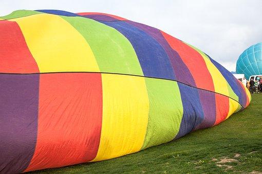 Hot Air Ballon, Adventure, Aerial, Air, Aircraft