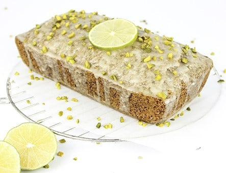Cake, Box Cake, Lemon, Glaze, Tea Party, Pastries, Bake