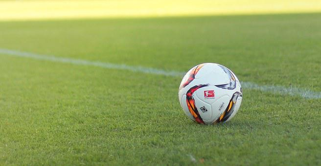 Football, Bundesliga, Ball, Stadium, Sport