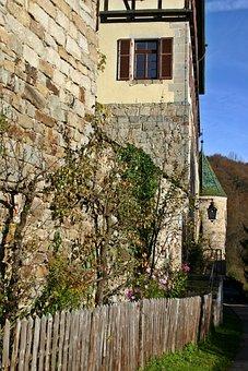 Bebenhausen, Monastery, Tower, Southern Germany