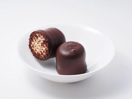 Chocolate Marshmallow, Mohrenkopf, Chocolate Kiss