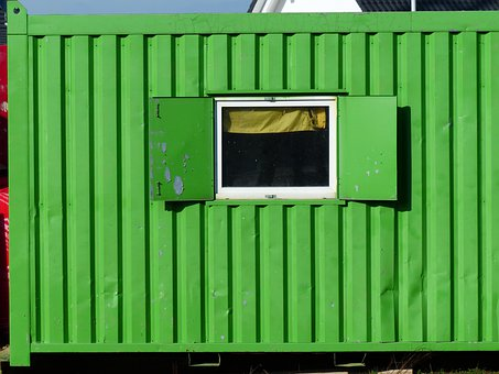 Construction Containers, Construction Site Containers