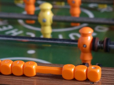Table Football, Counter, Counting Unit, Sport