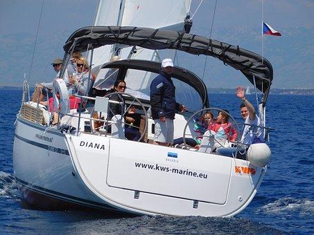 Bavaria 37 Cruiser, Sailing Boat, Croatia, Sea