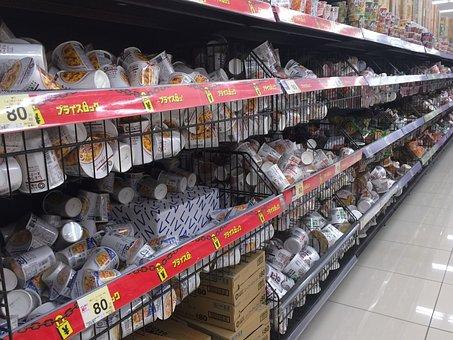 Cup Noodles, Cup Noodle, Pile Up, Fruit, Seiyu Ltd