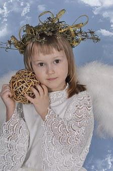Angel, Baby, Saint Valentin, Costume, Cupid