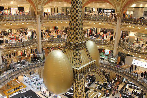 Department Store, Paris, Gallery