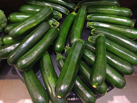 Winter Melon, Green, Vegetables, Department
