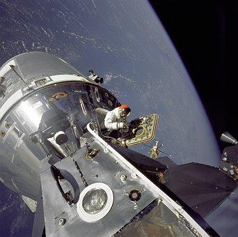 Nasa, Astronautics, Earth, Outer Space, Technology