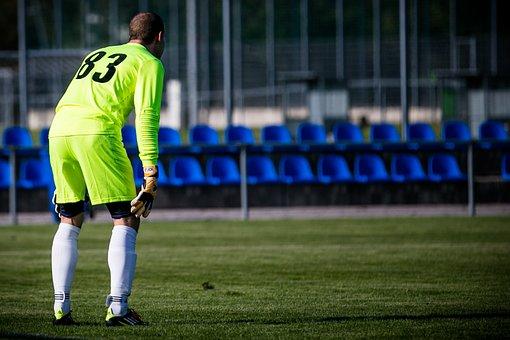 Door Husband, Goalkeeper, Keeper, Football, Footballers