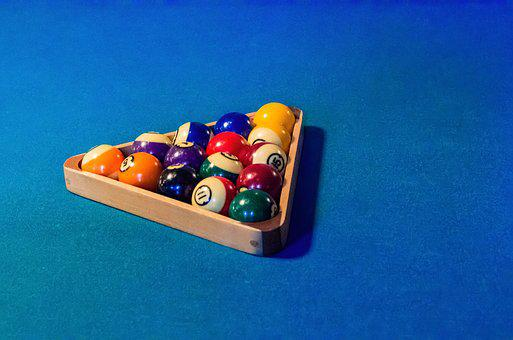 Game, Pool, 8ball, Activity, Fun, Leisure, Ball