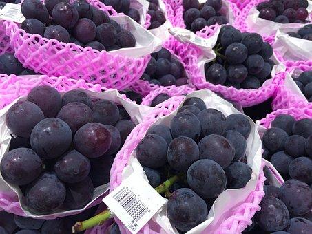 The Grapes, Gigantic Peak, Grape, Juicy, Sweet, Autumn