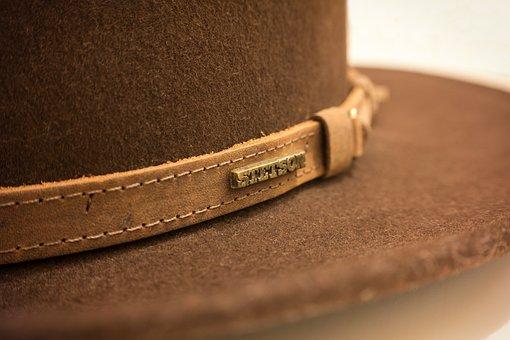 Hat, Fedora, Western, Stetson, Cowboy, Cowboy Hat, Felt