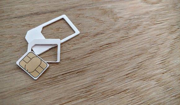 Sim Card, Nano Sim, Micro Sim, Mini Sim
