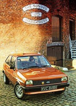 Mk1, Ford, Fiesta, Oldskool, Retro, Classic, Car