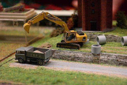Model Railroad Layout, Vasútmodell, Models, Model