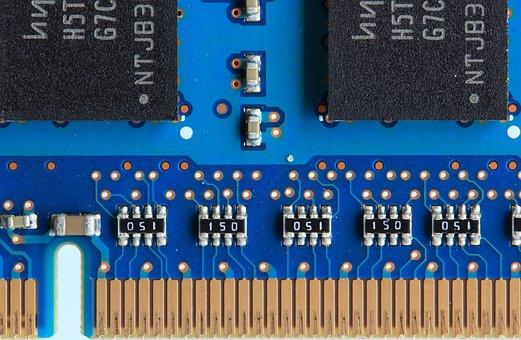 Apple, Mac, Book, Memory, Module, Pcb, Circuit, Board